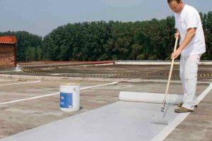 Elastyczna membrana na dach z papy