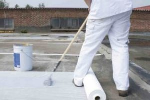 Uszczelnianie dachów z papy