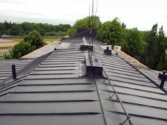 dach metalowy