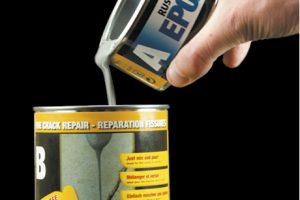 EpoxyShiled-Naprawa betonu-Wypełniacz małych szczeliin