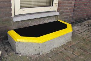 Farba antypoślizgowa na beton, schody, podłogi
