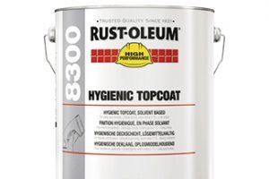 Rust - Oleum 8300 farba do chłodni