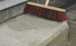 Środek do czyszczenia betonu, posadzek