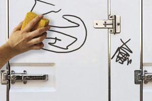 polycoat-ochrona antygraffiti dla gładkich powierchni